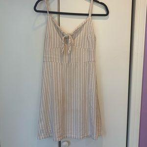 Striped Sun Dress | Hollister